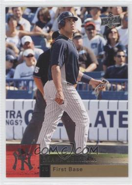 2009 Upper Deck - [Base] #776 - Mark Teixeira