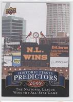 The National League Wins the All-Star Game