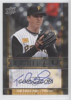 2009 Upper Deck - Inkredible Series 1 #TG - Tom Gorzelanny