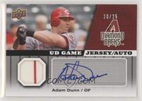 Adam Dunn [EXtoNM] #/25