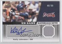 Kelly Johnson /99