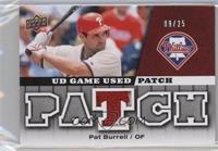 Pat Burrell /25