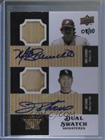 Mike Schmidt, Jim Thome /10