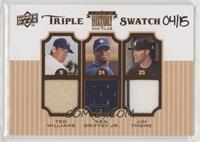 Ted Williams, Ken Griffey Jr., Jim Thome /15