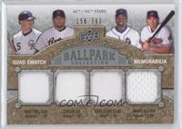 Matt Holliday, Carlos Lee, Carlos Delgado, Travis Hafner /500