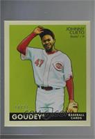 Johnny Cueto [Noted] #/21