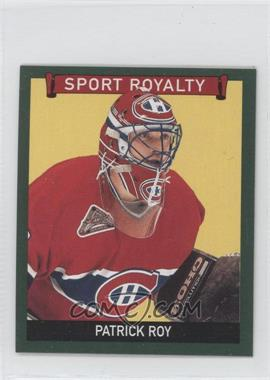 2009 Upper Deck Goudey - [Base] - Mini Green Back #250 - Patrick Roy