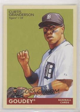2009 Upper Deck Goudey - [Base] #69 - Curtis Granderson