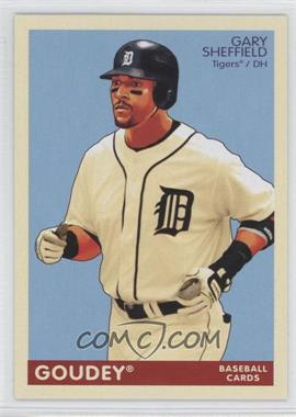 2009 Upper Deck Goudey - [Base] #71 - Gary Sheffield