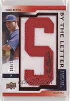 Chad Bettis (letter S) #/100