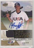 Manny Machado #/899