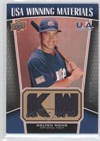 Kolten Wong [Noted] #/499