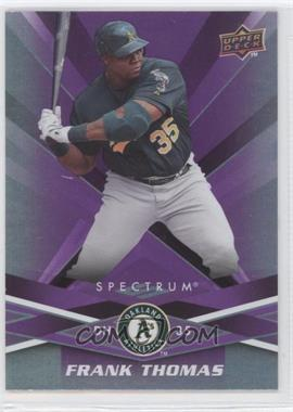2009 Upper Deck Spectrum - [Base] #71 - Frank Thomas