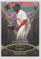 Ryan Howard #/599