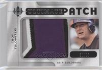 Troy Tulowitzki #/35