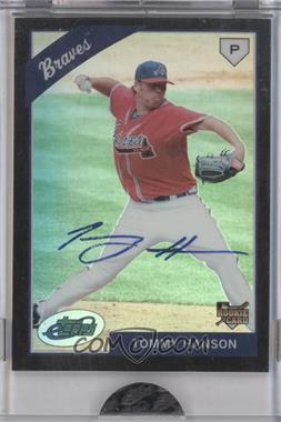 2009 eTopps - [Base] - Autographs [Autographed] #30 - Tommy Hanson /999