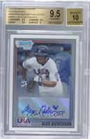 Alex Dickerson /99 [BGS 9.5 GEM MINT]