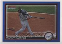 Manny Ramirez #/150