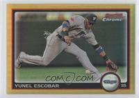 Yunel Escobar /50