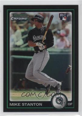 2010 Bowman Chrome - [Base] - Refractor #198 - Giancarlo Stanton