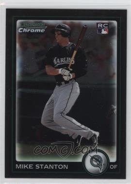 2010 Bowman Chrome - [Base] #198 - Mike Stanton