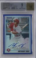 Anthony Gose [BGS 9 MINT] #/150
