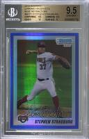 Stephen Strasburg /250 [BGS 9.5 GEM MINT]