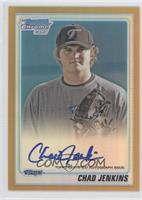 Chad Jenkins /50
