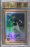 Nick Franklin [BGS 9.5 GEM MINT] #/25