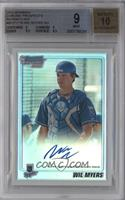 Wil Myers [BGS9MINT] #/500