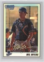 Wil Myers #/500