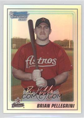 2010 Bowman Chrome - Prospects - Refractor #BCP65 - Brian Pellegrini /777