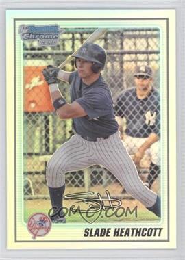 2010 Bowman Chrome - Prospects - Refractor #BCP95 - Slade Heathcott /777