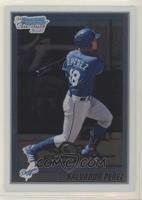 Salvador Perez (Dodgers Logo Should not be on Card) [EXtoNM]