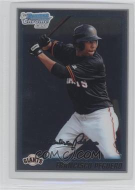 2010 Bowman Chrome - Prospects #BCP189 - Francisco Peguero