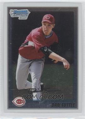 2010 Bowman Chrome - Prospects #BCP193 - Dan Tuttle