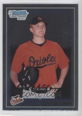 2010 Bowman Chrome - Prospects #BCP3 - Cole McCurry