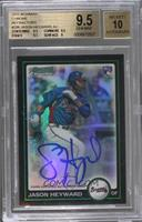 Jason Heyward /500 [BGS 9.5]