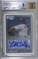 Lance McCullers [BGS 9 MINT]