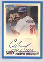 Christian Montgomery /99