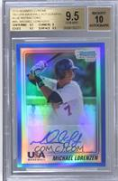 Michael Lorenzen /99 [BGS 9.5 GEM MINT]
