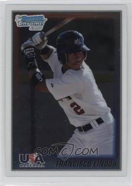 2010 Bowman Chrome - USA Stars #USA-5 - Francisco Lindor