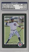 Starlin Castro [PSA/DNA Certified Auto]
