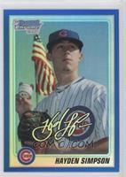 Hayden Simpson /199