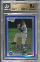 Matt Harvey [BGS 9.5 GEM MINT] #/199