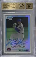 Matt Harvey [BGS 9.5 GEM MINT] #/500