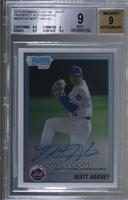 Matt Harvey [BGS 9 MINT]