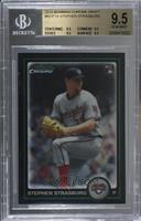 Stephen Strasburg (Base) [BGS 9.5 GEM MINT]