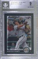 Buster Posey [BGS9MINT]