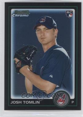 2010 Bowman Draft Picks & Prospects - Chrome #BDP76 - Josh Tomlin